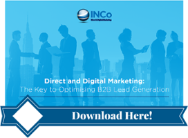 Download: The key to optimising b2b lead generation